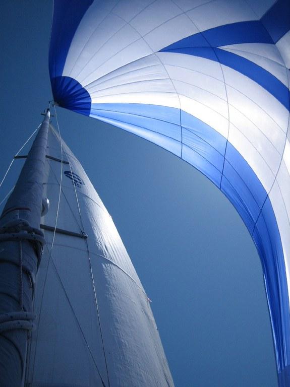 Hessenregatta 2008 / raumer Wind NO 4